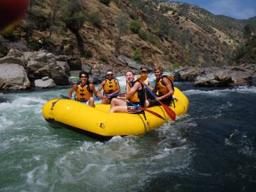 Raft Rentals on the American River
