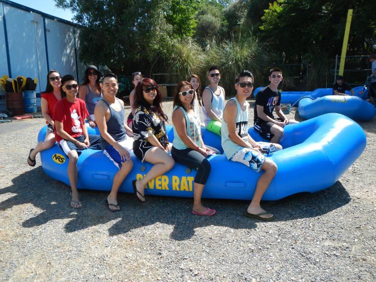 12 Person Raft