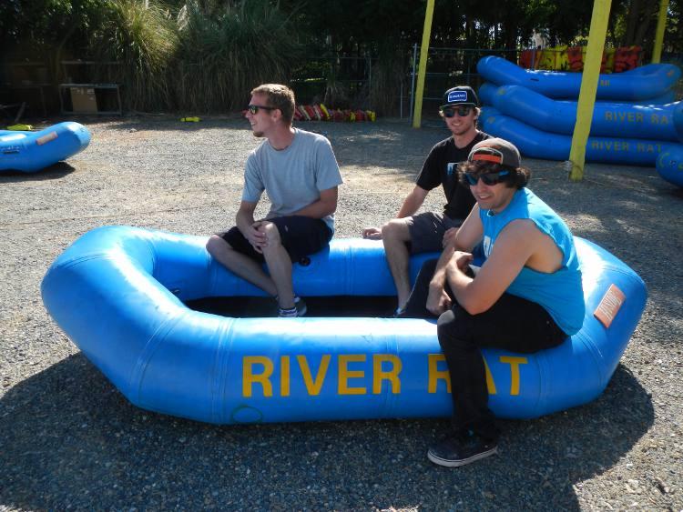 4 Person Raft